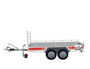 LaaiIn verhuizen vervoer aanhangwagens verhuurlocaties bagagewagen aanhangwagenverhuur tussenstekker
