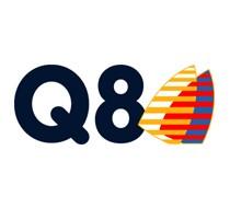 Q8 laaiin laadin trekker trekkar trailer oplegger trailers opleggers vervoeren verhuurnummerplaat breekkabel